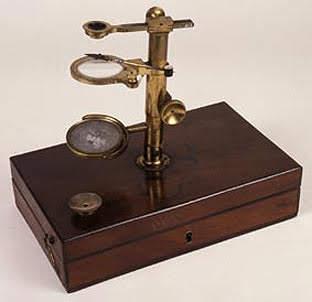 An aquatic microscope