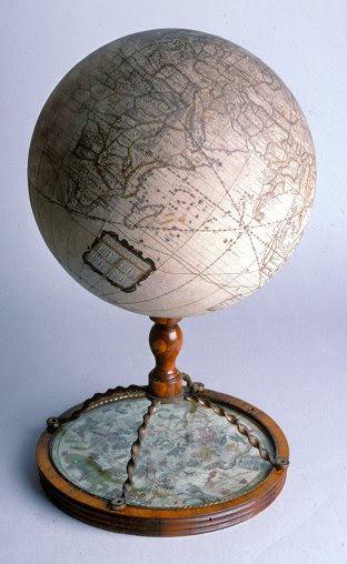 Moxon's English Globe.