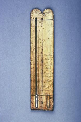 Réamur thermometer