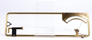 Hair hygrometer
