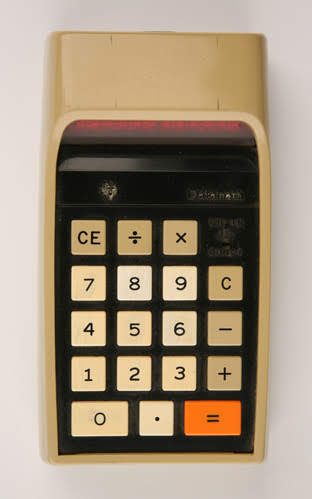 Texas Instruments TI-2500 Datamath calculator
