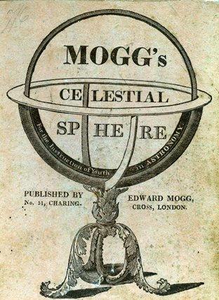 Image from the slipcase for Mogg's celestial sphere.
