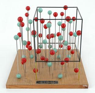 Model of beta-manganese