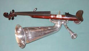 The Stroh violin