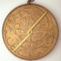 14th-century English astrolabe