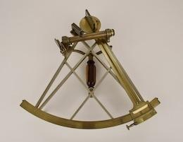Sextant, by Jesse Ramsden, London, c. 1785