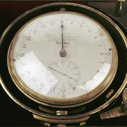 2-day marine chronometer, by Robert Molyneux, London, 1828