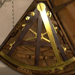 Sextant, owned and used by Captain James Cook in his third voyage
