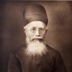 Dadabhai Naoroji in 1889