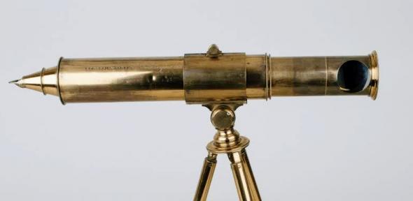 Cornelius Varley's graphic telescope, c.1840