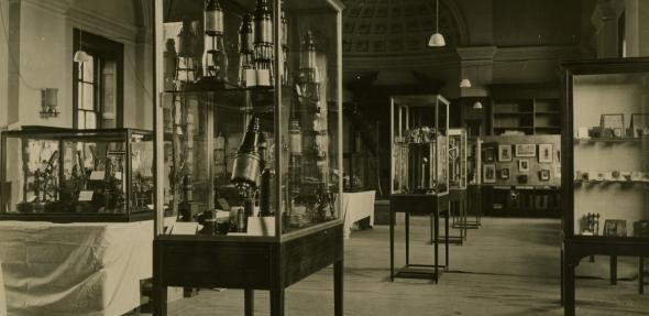 The 1944 exhibition at the Old Schools, Cambridge