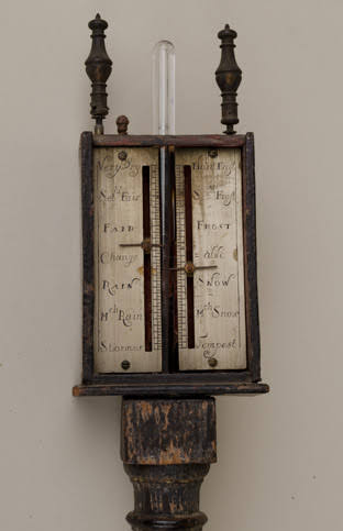 Domestic stick barometer